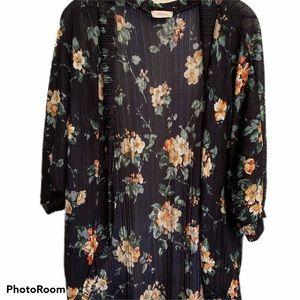Crescent Kimono